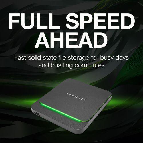 SSD Seagate Fast External 1TB