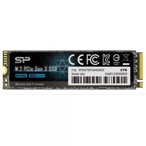 SSD Silicon Power A60 256GB SP256GBP34A60M28