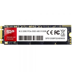 SSD Silicon Power A80 SP512GBP34A80M28