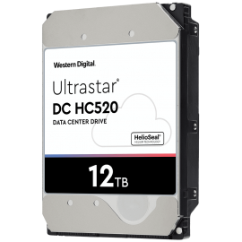 Western Digital Ultrastar dòng Enterprise 12TB HUH721212ALE604