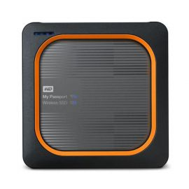 SSD Western 250GB My Passport Wireless WDBAMJ2500AGY