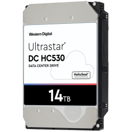 Western Digital Ultrastar dòng Enterprise 14TB WUH721414ALE6L4