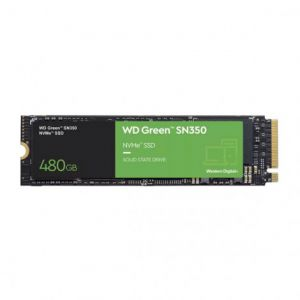 Ổ cứng gắn trong SSD WD Green M2 PCIe SN 350 480Gb WDS480G2G0C