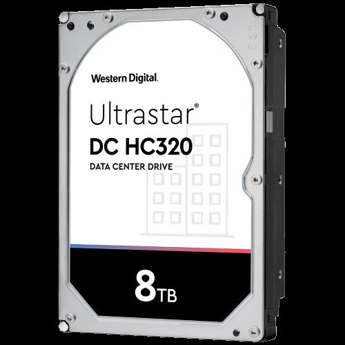 Western Digital Ultrastar dòng Enterprise 8TB HUS728T8TALE6L4