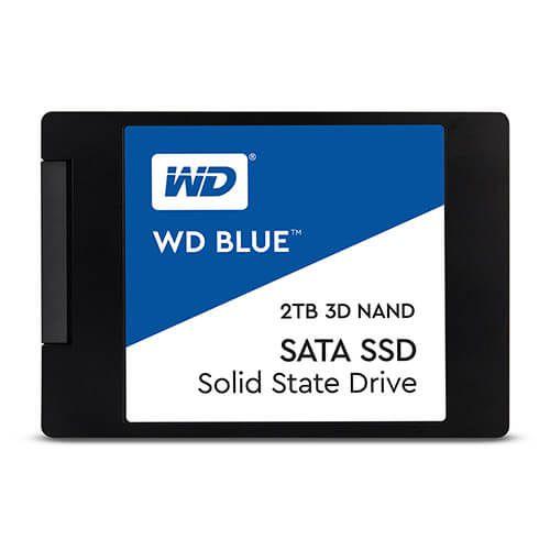 Western SSD 2TB WD200T2B0A
