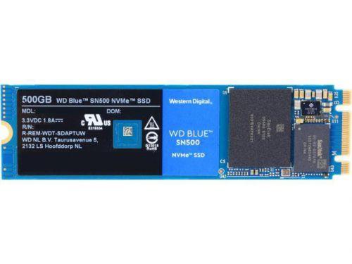 SSD Western M2-2280 500GB WDS500G1B0C