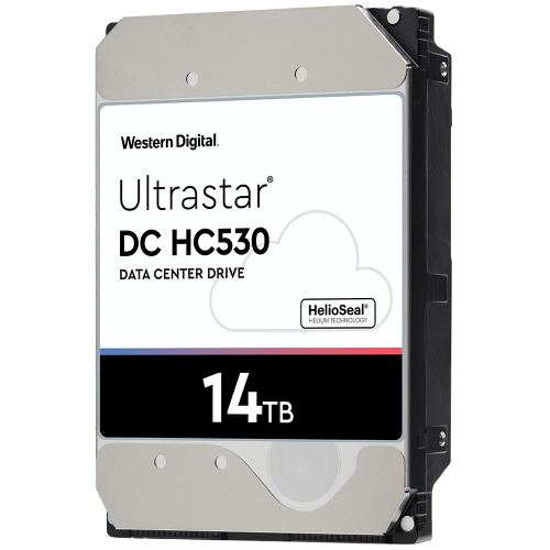 Western Digital Ultrastar dòng Enterprise 14TB WUH721414ALE6L4