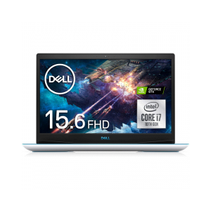 MÁY TÍNH XÁCH TAY DELL G3 15 P89F002G3500CW i7-10750H/16GB RAM/1TB HDD+256GB SSD/15.6 inch FHD/GTX1650Ti4G/Win10