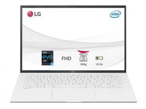 Máy tính xách tay LG 14ZD90P G.AX51A5 (Snow White)