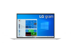 Máy tính xách tay LG 16ZD90P G.AX54A5 /i5-1135G7/8GB Ram/512GB SSD/Snow White