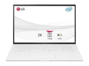 Máy tính xách tay LG 17ZD90P G.AX71A5 Snow White I7-1165G7/16GB/256GB SSD/17.0