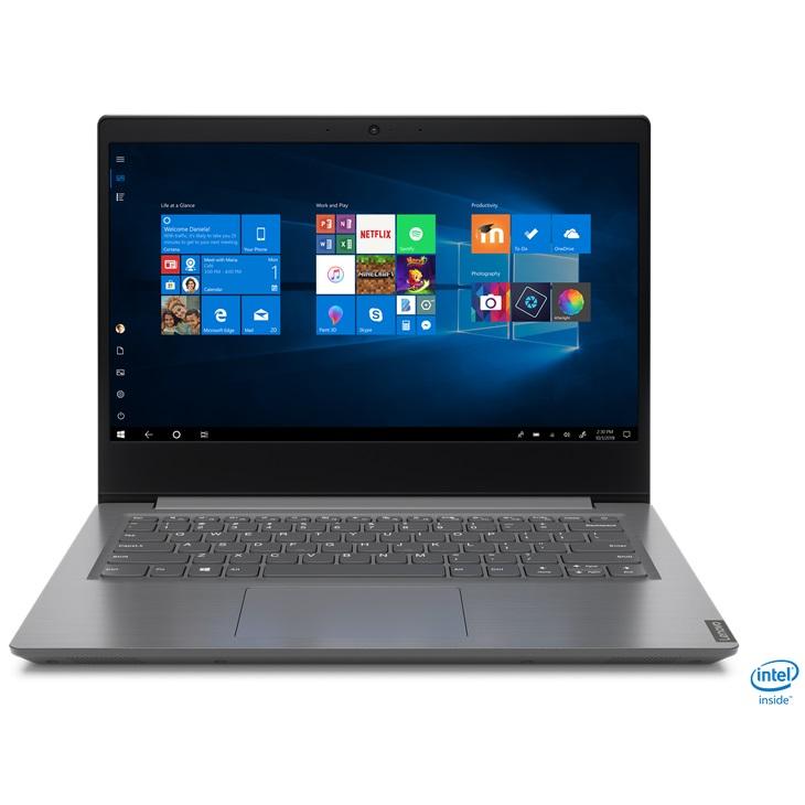 Lenovo V14-IIL 82C400T1VN laptop giá rẻtrang bị bộ vi xử lý Intelthế hệ Gen 10 Ice Lake mới nhất
