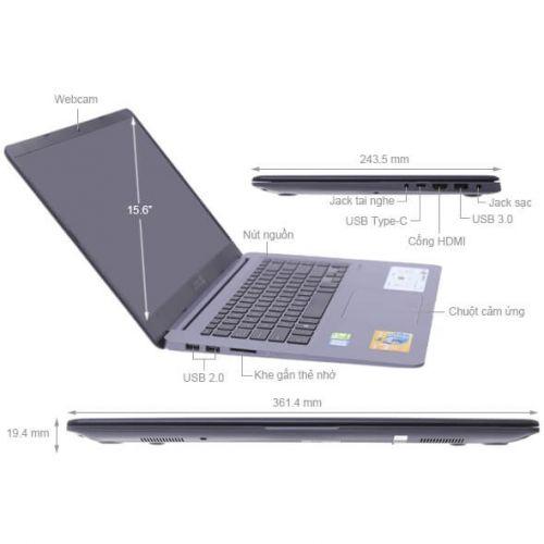 Asus VivoBook X510UQ BR641T