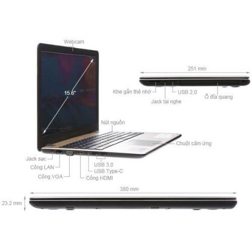 Asus VivoBook Max X542UA GO349T