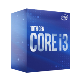 Intel Comet Lake Core i3 10100