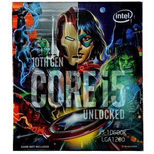 Core i5 10600KA Avengers Edition