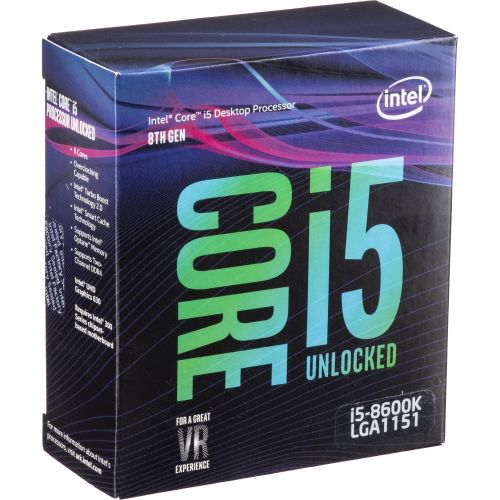 Core i5 8600K Coffee Lake