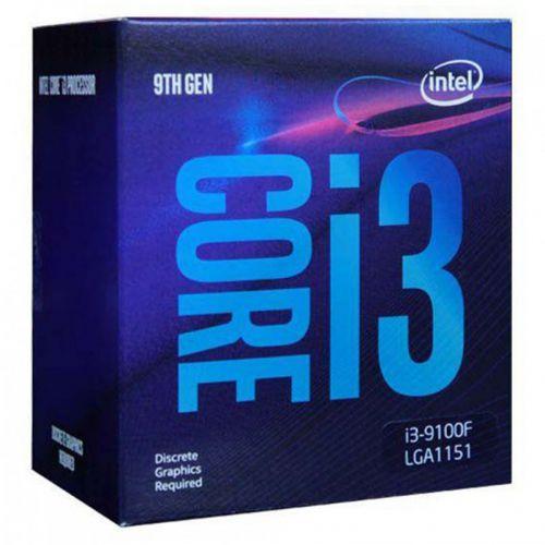 Core i3 9100F