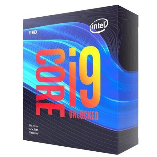 Core i9 9900KF Coffee Lake