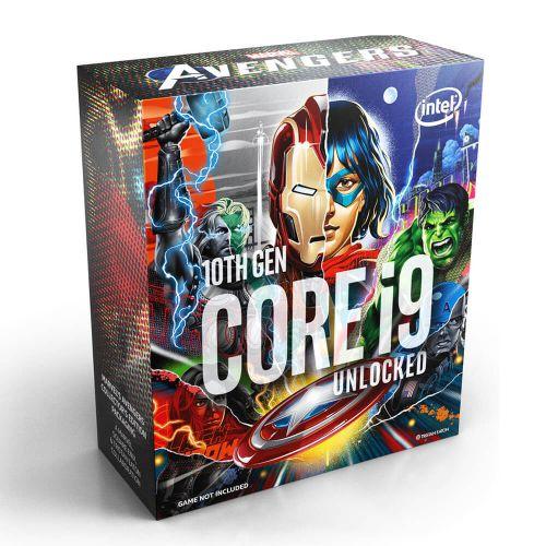 Core i9 10850KA Comet Lake Avengers Edition