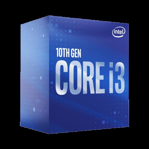 Intel Comet Lake Core i3 10100F