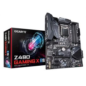 Mainboard Gigabyte Z490 GAMING X