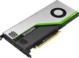 VGA NVIDIA Quadro RTX 4000 8GB (3)DP+USBc 5JV89AA