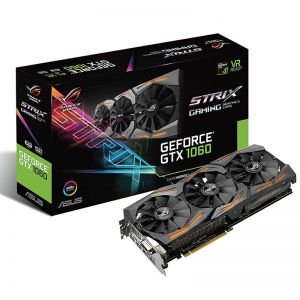 ASUS ROG STRIX GeForce GTX1060 A6G 6GB