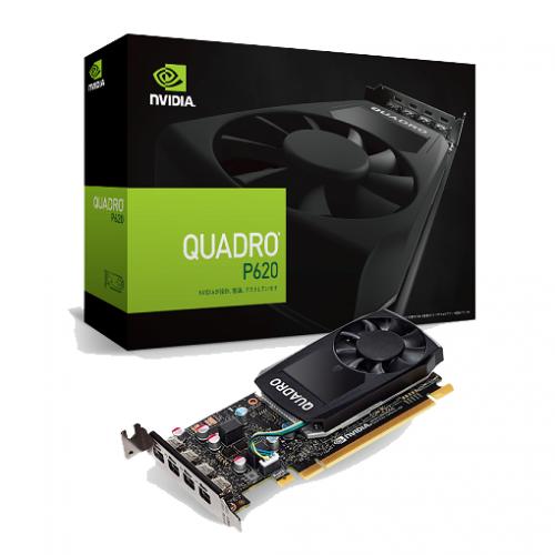 VGA NVIDIA Quadro P620 2GB