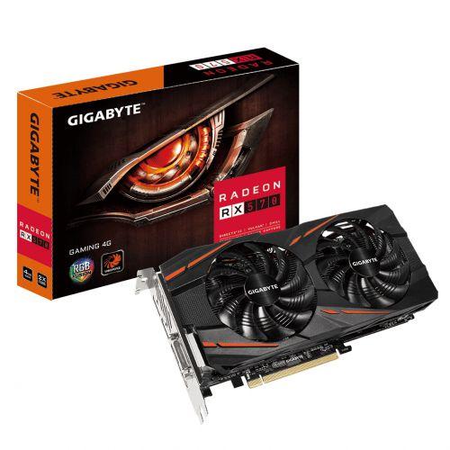 VGA Gigabyte Radeon RX 570 Gaming 4G