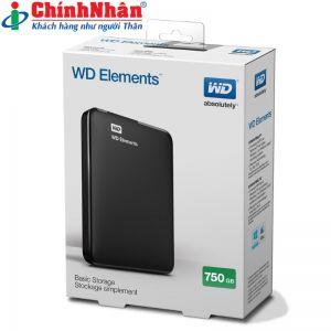 Western Element 750GB
