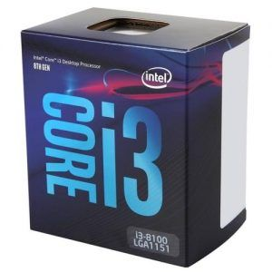 Core i3 8100 Coffee Lake
