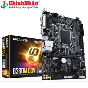 Gigabyte B360M-D3V