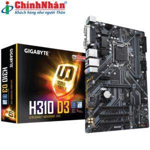 Mainboard Gigabyte H310-D3
