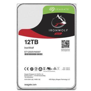 Seagate 12TB IronWolf ST12000VN0007