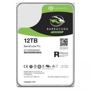 Seagate BarraCuda Pro 12TB ST12000DM0007