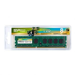 Silicon Power DDR3L 8GB Bus 1600Mhz Haswell (PC)