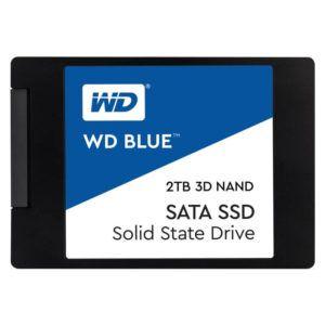 SSD Western 2TB WDS200T2B0A