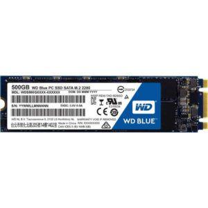 SSD Western M2-2280 500GB WDS500G2B0B