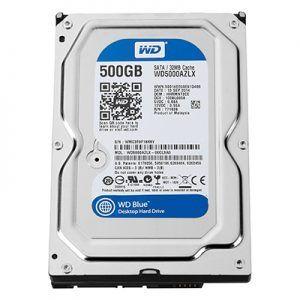 Western 500GB WD5000AZLX