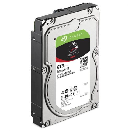 Seagate 6TB IronWolf ST6000VN0033