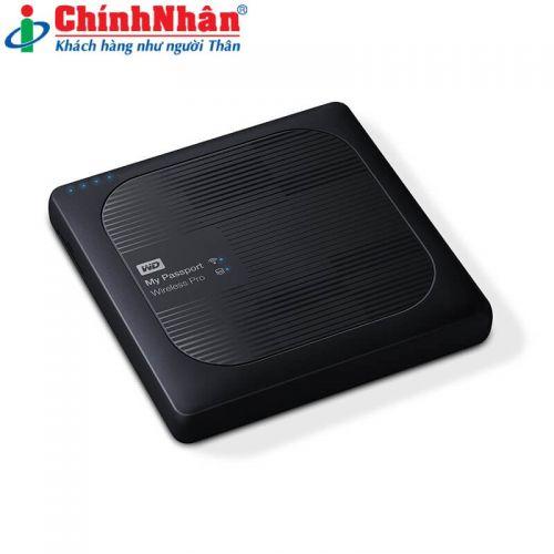 Western My Passport Wireless Pro 3TB WDBSMT0030BBK