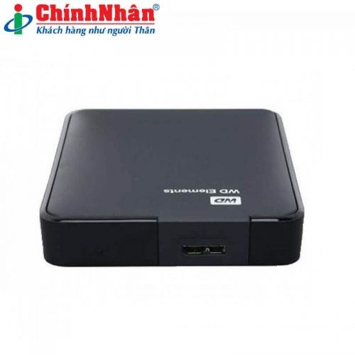 Western 4TB Elements Portable WDBU6Y0040BBK
