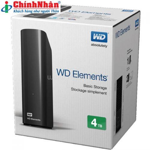 Western 4TB Elements WDBWLG0040HBK