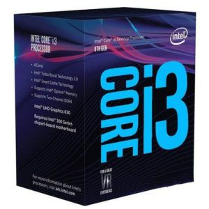 Core i3 8300 Coffee Lake