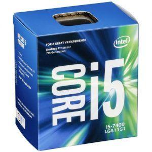 Core i5 7400 Kaby Lake