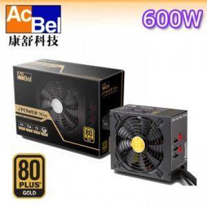 Nguồn AcBel I-Power 90M 600W