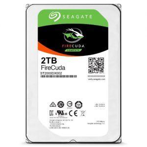 Seagate 2TB FireCuda ST2000DX002