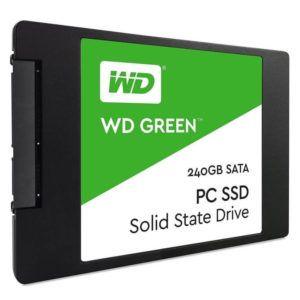 SSD Western 240GB WDS240G2G0A