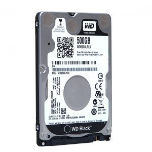 Western 500GB WD5000LPLX